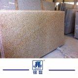 Granito giallo poco costoso cinese G682 per il controsoffitto del giardino/esterno iarda/pavimentazione del lastricatore della pietra/mattonelle di pavimento