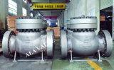 De TegenGewicht Vastgeboute Klep uit gegoten staal van de Controle van de Schommeling van de Bonnet