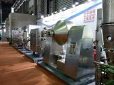 화학 물자 건조를 위한 회전하는 진공 건조기 진공 건조용 기계