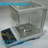 La plate-forme SCALE Digital balance de pesage 0.0001g Balance analytique