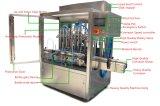 Macchina di rifornimento liquida imbottigliante automatica per l'olio per motori ed il liquido refrigerante