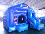 Los juguetes inflables Jumping Bouncer castillo hinchable (T3-028)