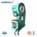chapa metálica de ferro prensa elétrica mecânica da máquina de forjamento de estampagem de perfuração