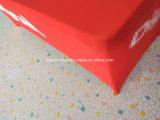 Рекламирующ крышку таблицы ткани таблицы крышки таблицы простирания напечатанную материалом (XS-TC41)