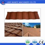 Тип плитка листа металла цветастого камня Coated римский крыши