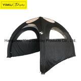 La publicité de la tente gonflable de dôme de tente d'araignée de voûte pour l'événement