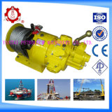 Multi Purpose Applications를 위한 1 톤 Pneumatic Air Winch