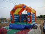 Aufblasbares Moonwalk-Spielzeug-federnd Clown-Prahler für Kinder (T1-417)
