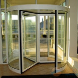 Asas automáticas de /Two das portas giratórias ou três portas giratórias das asas