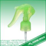 24/410, 28/410 versah Minitriggersprüher-Pumpe für kosmetische Flaschen mit Rippen