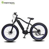 9速度のBafang最大超48V 1000Wの中間駆動機構の電気脂肪質のバイク