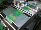 Rollo a rollo automático de la impresora de la pantalla con túnel de pelo