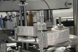 Máquina adhesiva cuadrada líquida del rotulador del cristal de botellas de Shampo de oliva que se pega de la botella automática del aceite