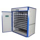 Auto termostato popular da incubadora do ovo do pintainho dos ovos da capacidade 4000