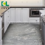 L'intérieur en pierre de la famille Regarder un revêtement de sol en vinyle PVC, ISO9001 Changlong Cls-33