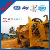 Haut taux de récupération de lavage pour l'usine Gold Mining en Chine