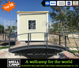 De bajo coste Wellcamp contenedor confortable Motel / Resort Villa