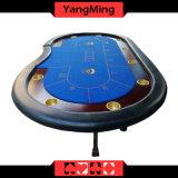 Типа модельной фабрики таблицы покера Техас Holdem ног h таблица игры покера Техас экономичного преданная с 10 местами (YM-TB019-1)