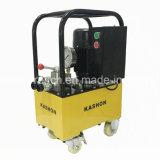 10, 000psi/700bar/70MPa de la pompe hydraulique électrique