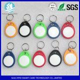 ABS colorido Keyfob del Hf 13.56MHz RFID