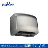 Wc de jato de ar automático de alta velocidade para secar as mãos para Home