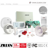 GSM and PSTN Double Network Intelligent Home Security Burglar Alarm