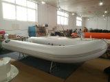 De Boot van Liya voor de Visserij van de Kleine Rubberboot van het Aluminium met Motor