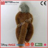 Jouets mous faits sur commande de singe de peluche de peluche de la Chine pour des gosses