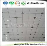 Matériau de construction de gros suspendu plafond décoratif en métal avec la norme ISO9001