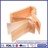 Rosafarbenes PET langer Streifen-Verband für grosse Wunde