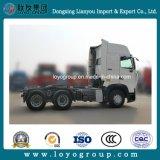 Sinotruk HOWO T7h 540HP 10 짐수레꾼 트랙터 트럭