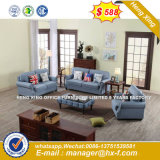 Clásico de alta calidad un cómodo sofá de cuero (HX-SN8067)
