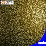 Rivestimento elettrostatico della polvere dell'oro dell'oggetto d'antiquariato del poliestere