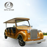 6-местный горячая продажа электромобиль на четыре колеса с маркировкой CE