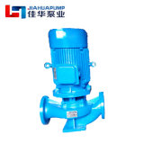ISG in linea/pompa ad acqua centrifuga ad un solo stadio Verticle della conduttura