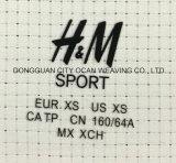 衣類のブランド・ラベルのために広く利用されたシリコーンの熱伝達の印刷
