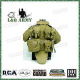 De tactische Platen van het Commando van de Draad van het Staal van het Kogelvrije vest van het Lichaam met Zakken