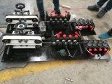 철을 곧게 펴는 기계 Jzq18/70AV를 곧게 펴는 공구 강철 플레이트를 곧게 펴는 철사