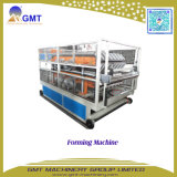 Faux Marmor-Belüftung-steifes Blatt/Platte-Plastikextruder-Maschine