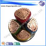 Câble d'alimentation de PVC