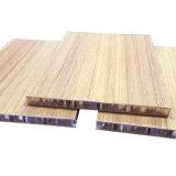 El panel de emparedado de aluminio del roble rojo para el substituto de los paneles de madera