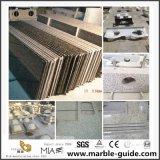 La fabbrica della Cina personalizza l'isola di cucina del controsoffitto del granito
