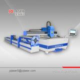 Cortadora modificada para requisitos particulares fábrica de la fibra del laser del tubo de la alta precisión