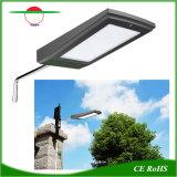 De geïntegreerde Muur zet de Lichte ZonneVerlichting van de Zonne LEIDENE Werf van de Tuin op