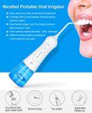 Сопла Flosser бесшнуровые устно Irrigator зубоврачебной воды USB перезаряжаемые вращая