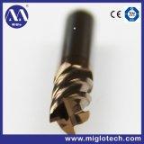 Personalizar la herramienta de corte herramientas de carburo sólido de la Fresa (MC-100063)