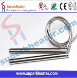 Calefator elétrico tubular do cartucho do elemento de aquecimento personalizado
