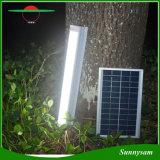 Controle remoto de 5 W recarregável LED Solar Luz da Lâmpada do tubo exterior Multifuncional Portable Camping Lâmpada Fluorescente Solar