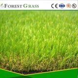 Filato artificiale di tono di verde di erba di nuovo disegno 3