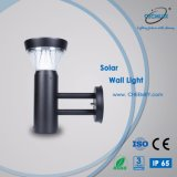 Im Freien Solar-LED Wand-Lampe des Gussaluminium-für Garten
